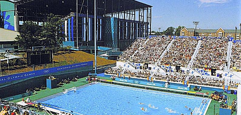 Atlanta, Olimpia - 1996