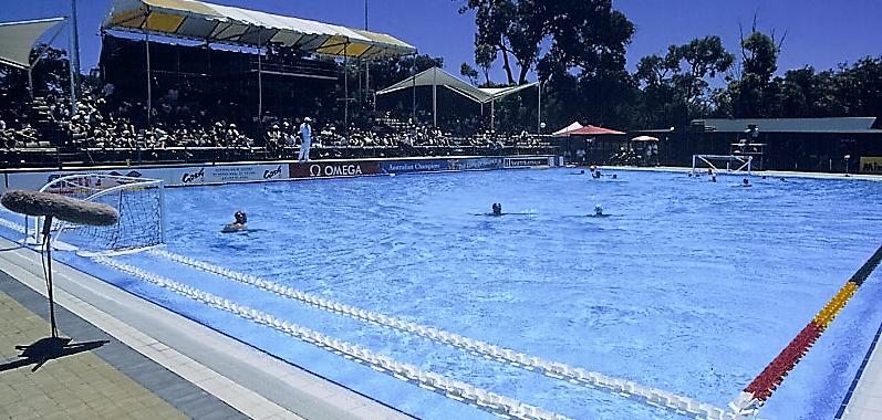 Perth, Úszó VB - 1998