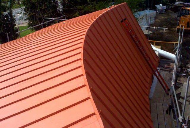AlkorDESIGN - terracotta vörös tető