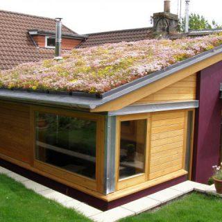 BleBo Craigs_St. Andrews - Alkorgreen roof
