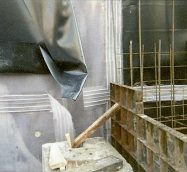 Védőlemez beépítés alépítménynél - Alkorplan 35020