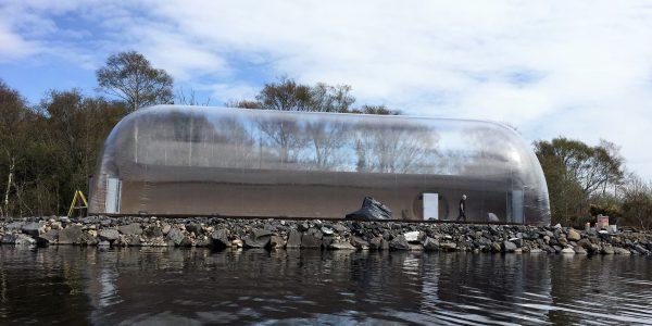 folyóparti buboréksátor